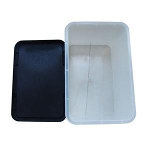 Plastic Box & Lid