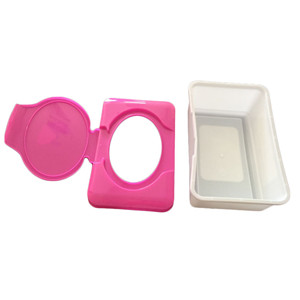 Baby Wipes Dispenser Box